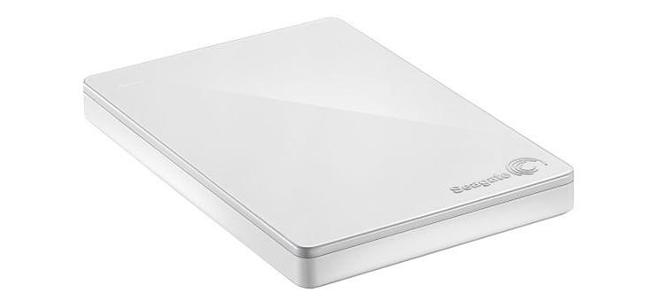 "HDD EXT 1TB SGT 2.5"" Back Plus Slim White"