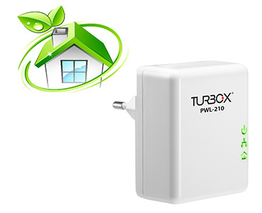 Turbo-X Powerline 200Mbps PWL-210
