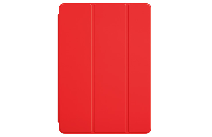 iPad Smart Cover Red New