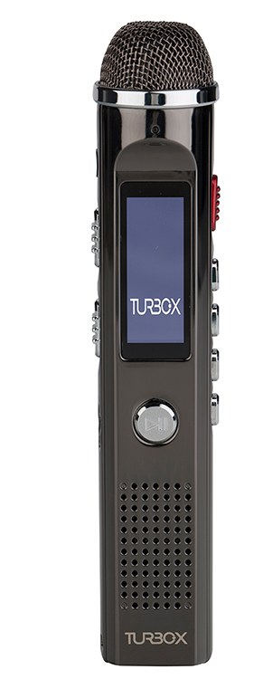 Turbo – X Voice Recorder VR-400