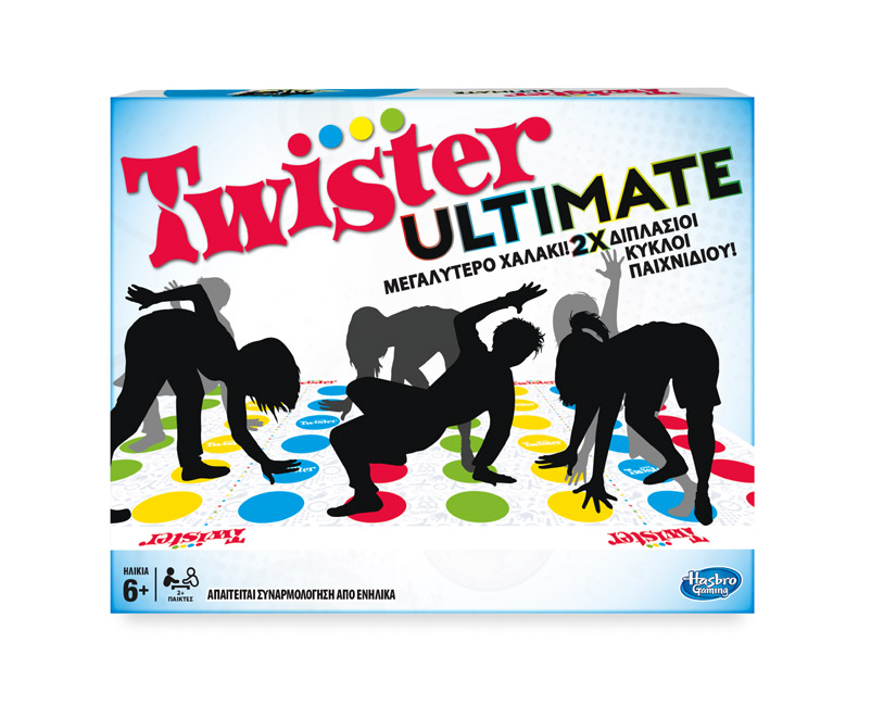 Hasbro Twister Ultimate