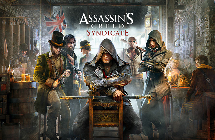 Assassins Creed Syndicate Special Edition