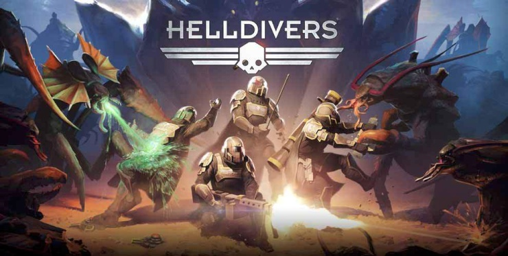Helldrivers Super-Earth Ultimate Edition