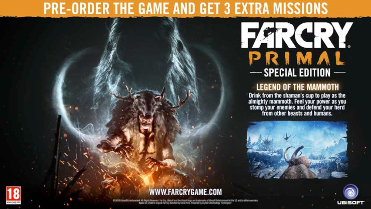 Far Cry Primal Sp