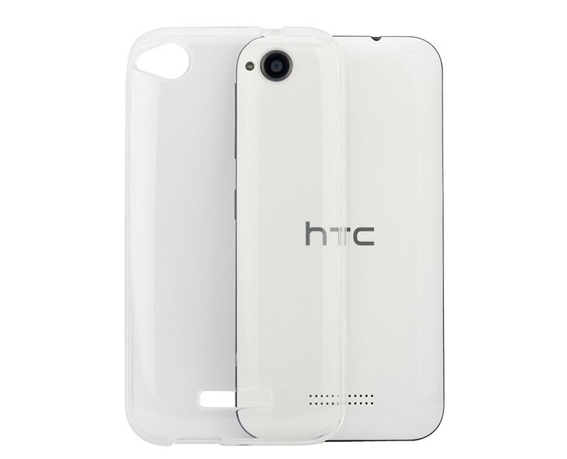 Transparent Cover HTC Desire 320
