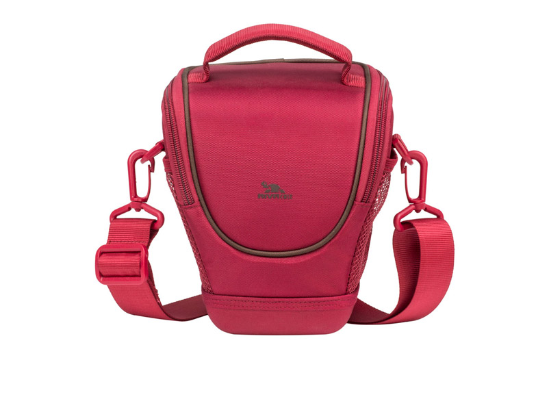 Rivacase DSLR Holster 7201 Red