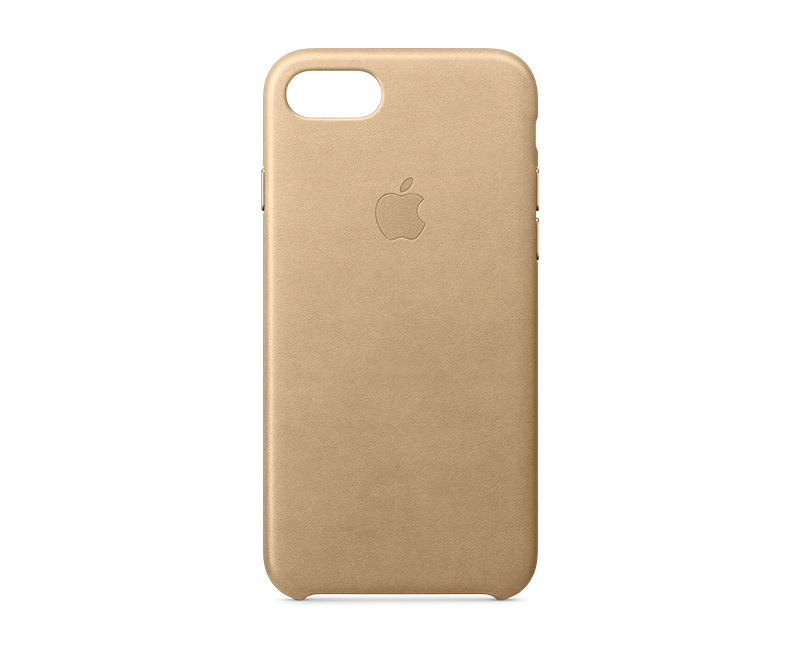 Θήκη Apple iPhone 7 Leather Tan