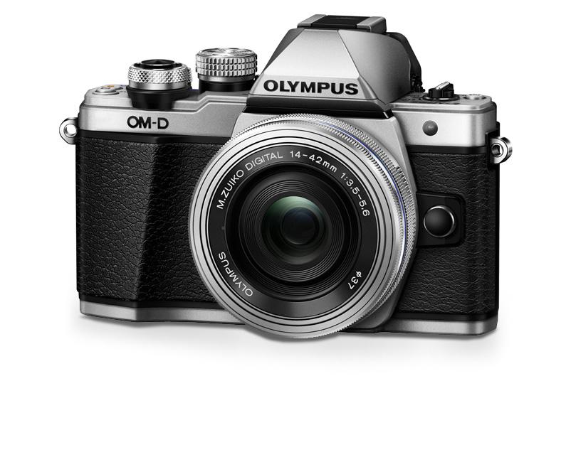 Olympus E-M5ΙΙ EZ-M1442 ΚΙΤ