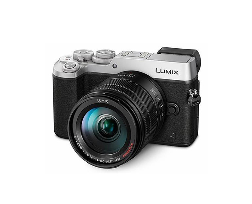 Panasonic Digital Camera DMC-GX8KEG 14-42mm Silver