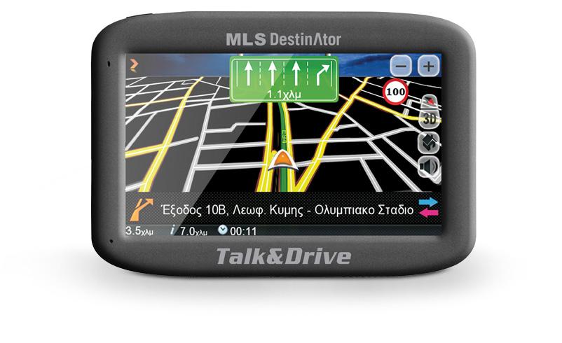 Destinator Talk & Drive 433 GR