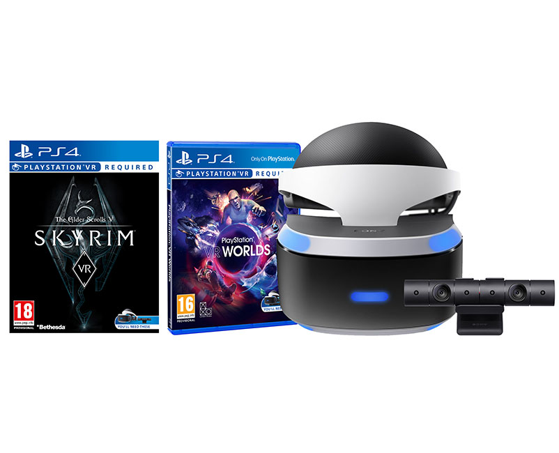 PS VR Headset