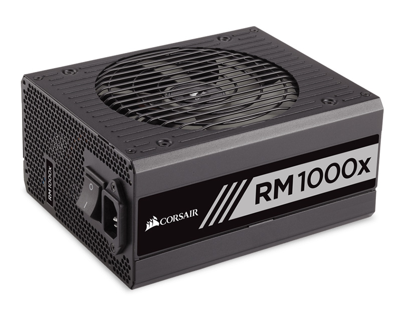 Corsair PSU RMX Series 1000W 80 Gold RMX100