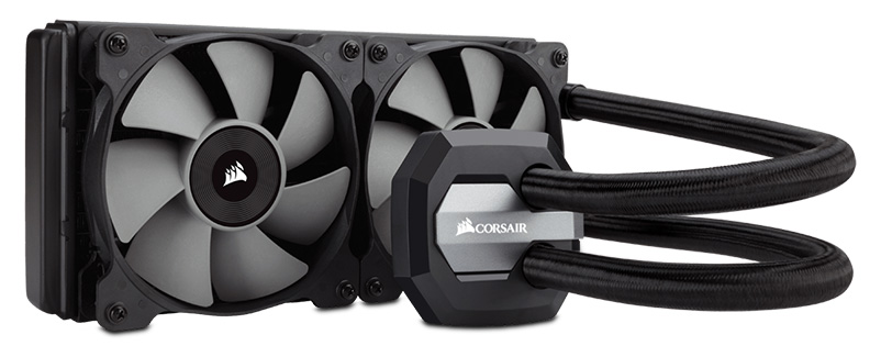 CPU Cooler Corsair Hydro H100i v2 Extreme Perform