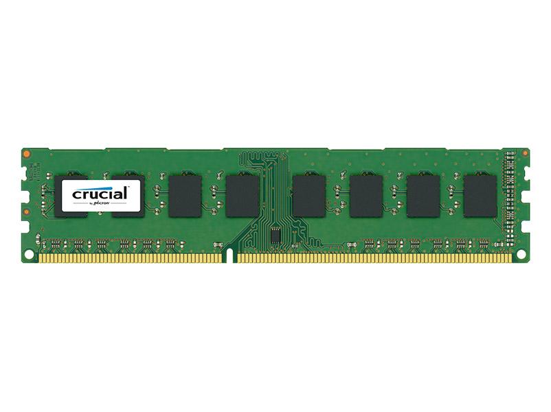RAM Desktop Crucial 2GB 1600 MHz DDR3L Value