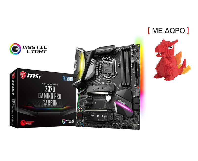 Motherboard MSI Z370 Gaming Pro Carbon 1151
