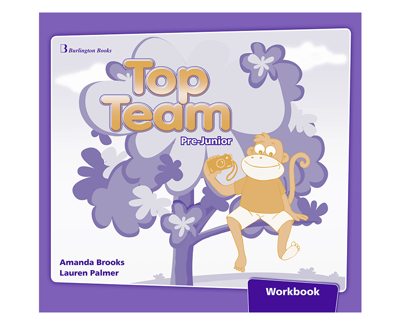 Top team Pro-Junior workbook