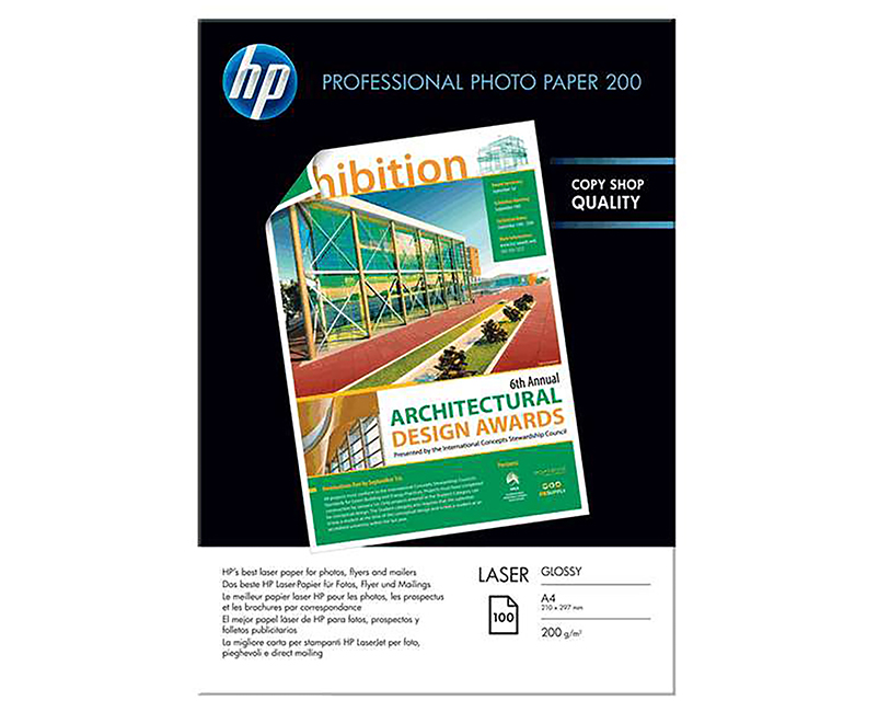 HP Χαρτί Laser Double Sided Glossy Α4