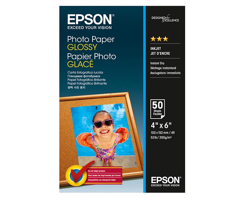 Epson Χαρτί Photo Glossy
