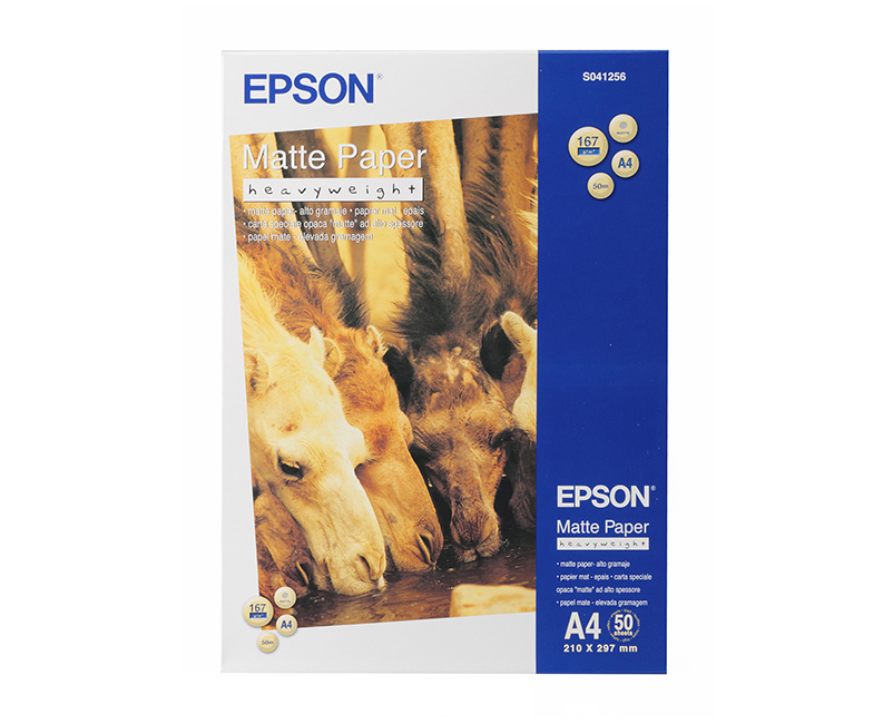 Epson Χαρτί Inkjet Heavyweight Matte