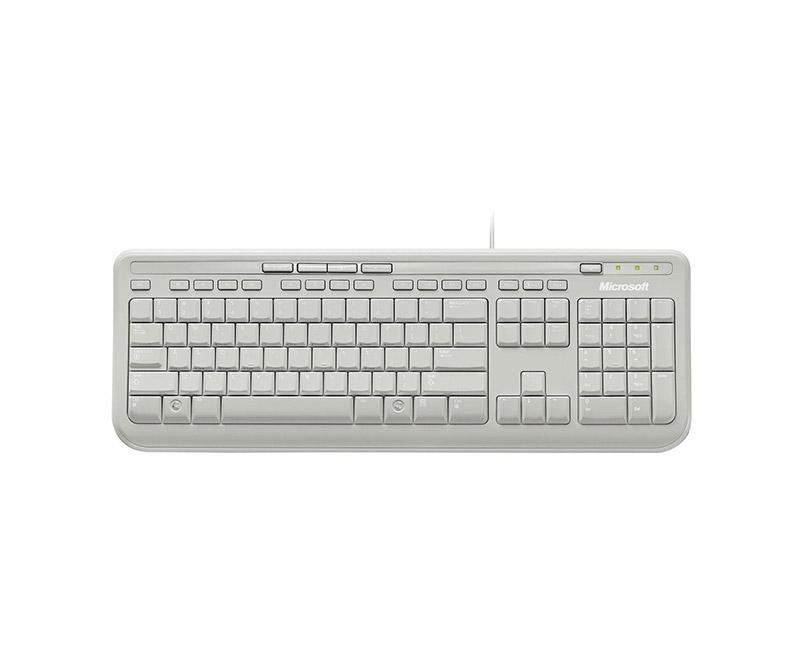 Ενσύρματο Πληκτρολόγιο Microsoft 600
