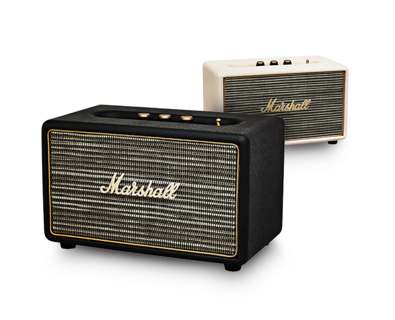 Marshall Speakers Bluetooth Acton