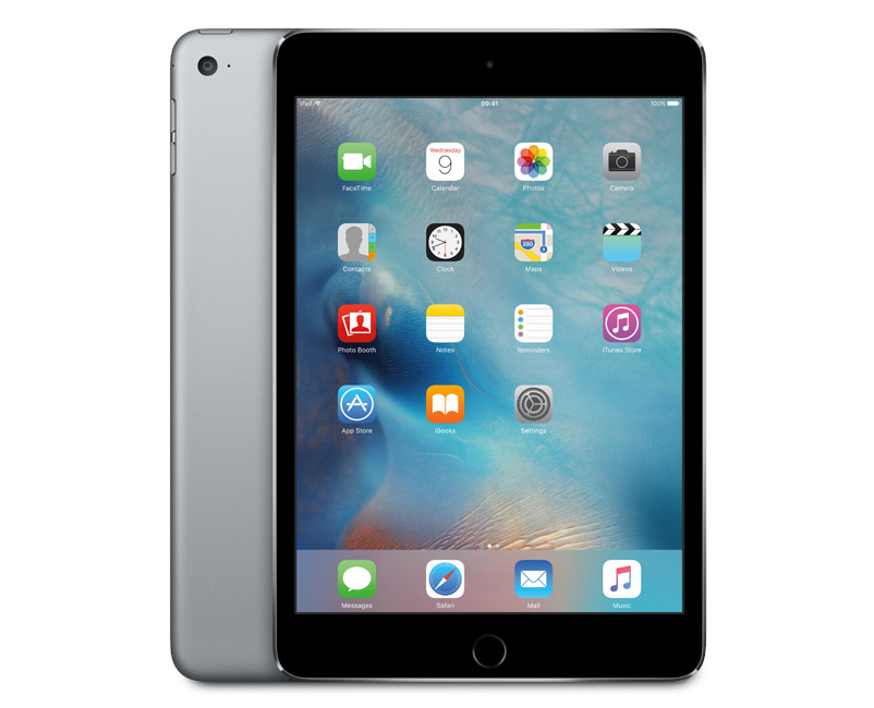iPad mini 4 Wi-Fi & Cell 128GB Silver