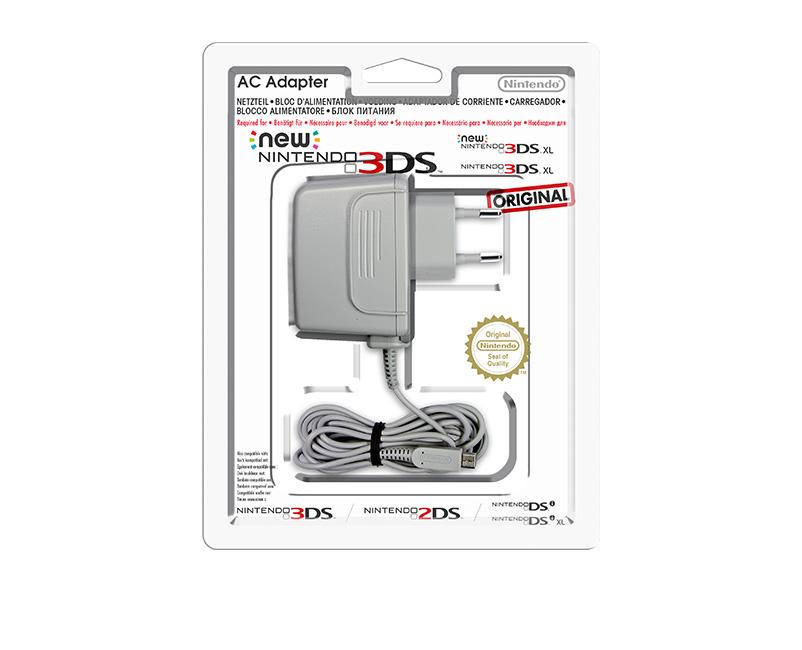 Nintendo Ac Adaptor Dsi Dsi XL 3DS