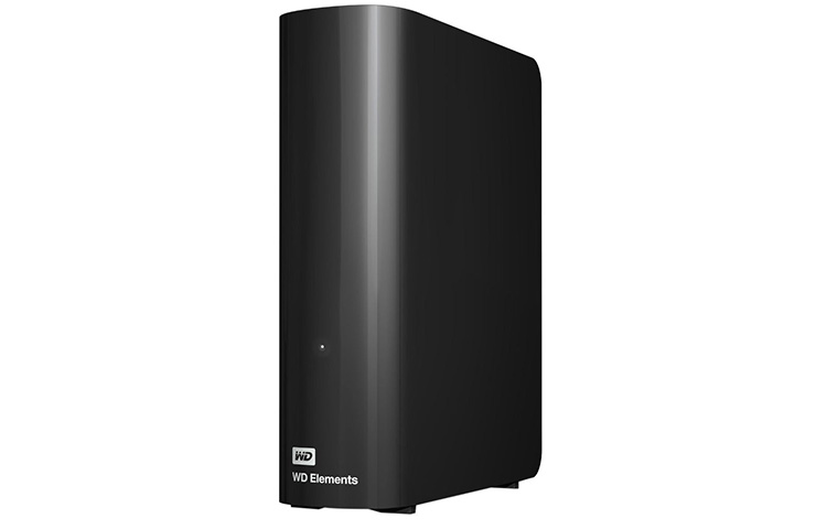 WD HDD EXT.2TB Elements Desktop 3.5''