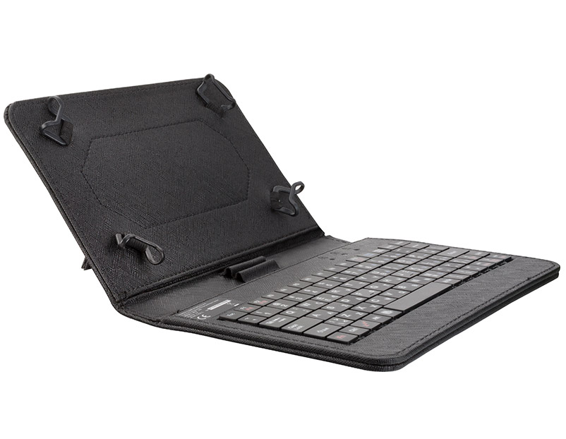 Book Cover micro usb keyboard