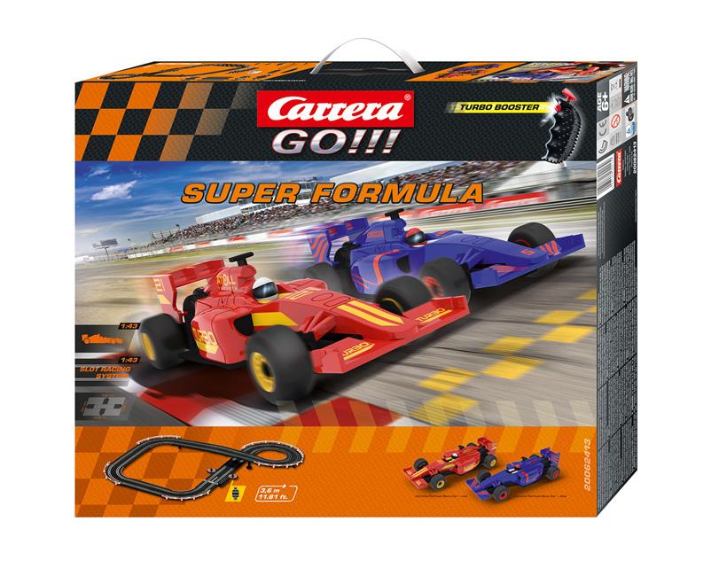 Carrera Αυτοκινητόδρομος  Go Super Formula Slot