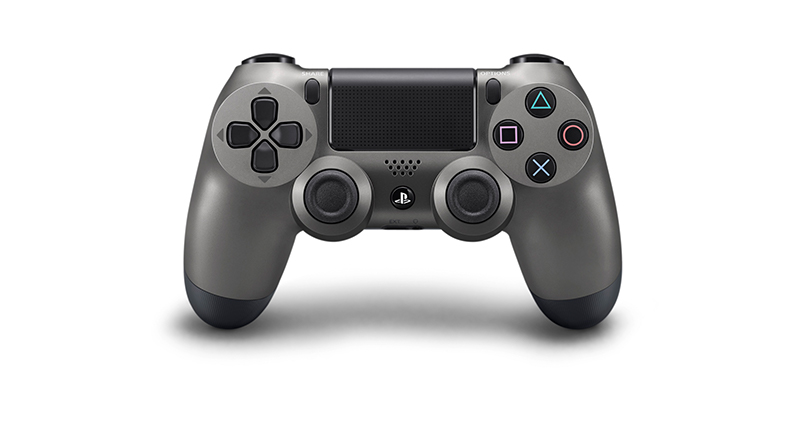 dualshock steelblack limited edition