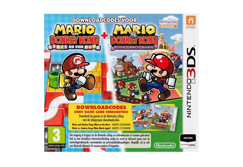 Mario-Donkey-Kong-Move-March