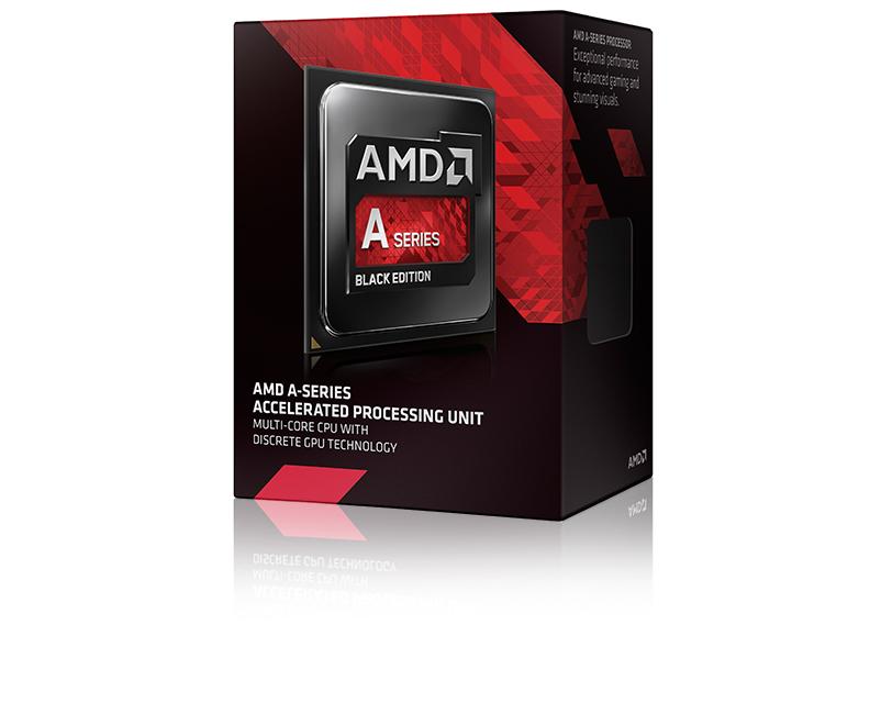 CPU AMD A8