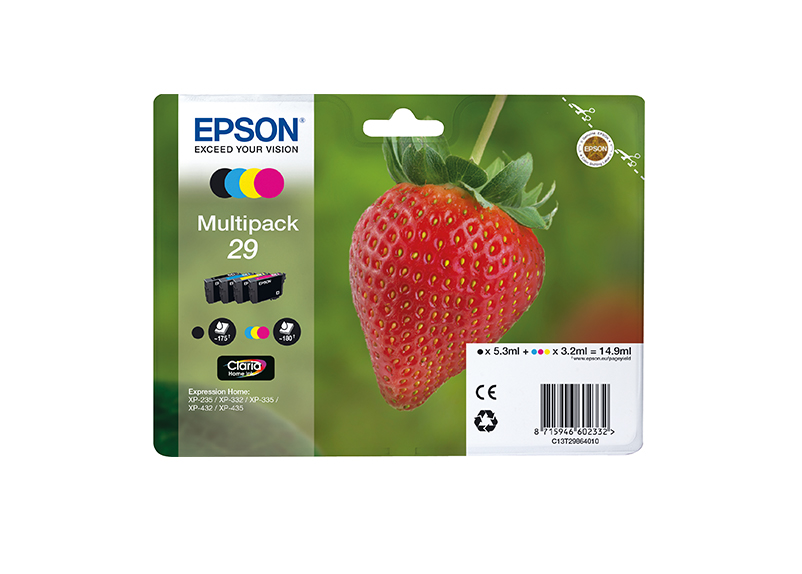 Epson ink multipack