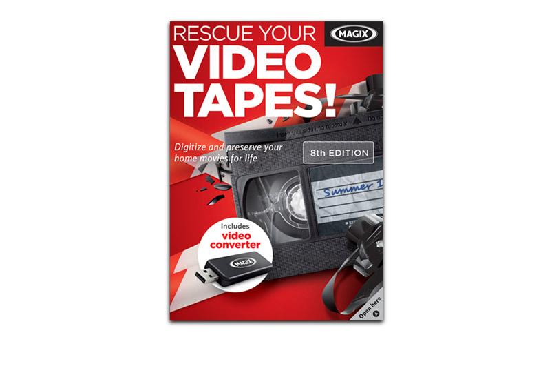 Magix Tapes Rescue
