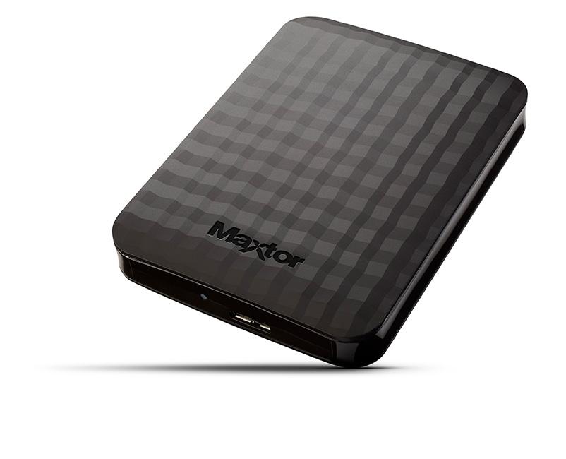 External HDD Maxtor M3 500gb