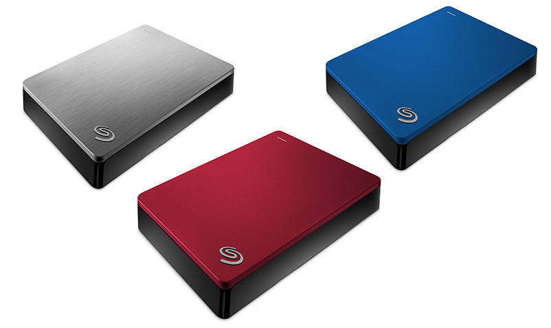 """Seagate HDD EXT. 4TB 2.5"""" Backup Plus"""