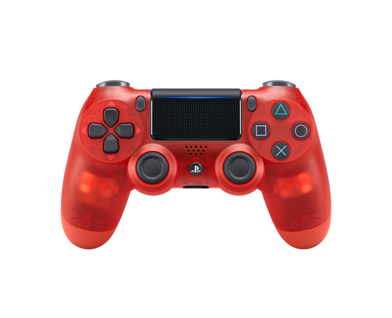 DualShock 4 Crystal Red v2