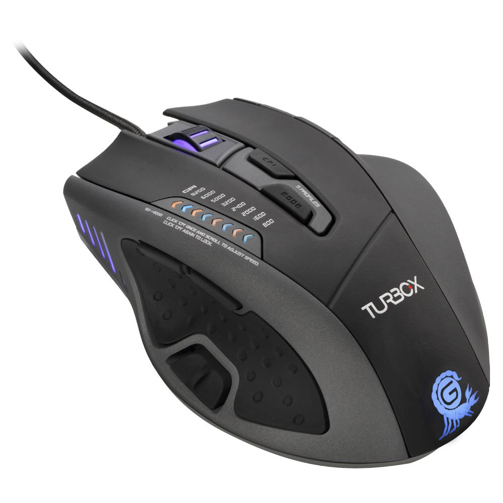 Turbo-X Gaming Mouse GΜ-800