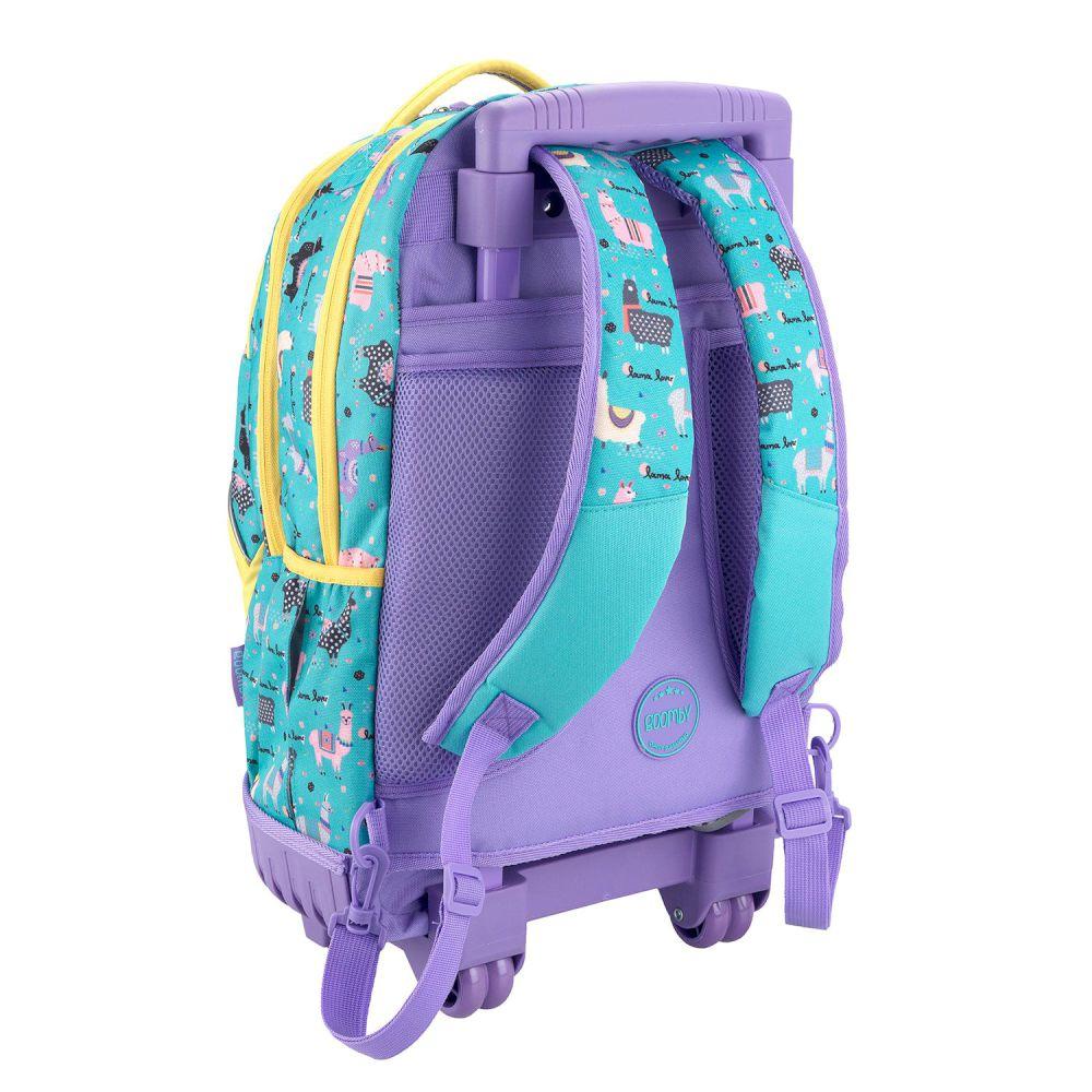 9e8db216c5 Goomby Trolley Σχολικό Limited Lama Lover - Trolley