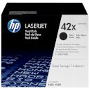 HP Toner HP 42X Black Dual pack 1166395