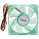 Turbo-X FAN 80mm Green 1682903_1
