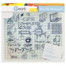 @Work Mousepad Ultra Thin MS-210 1979566_3