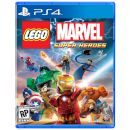 Warner Warner Lego Marvel Super Heroes+Stickers PS4 2063328