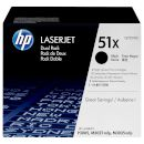HP Toner HP 51X Black Dual pack 2127571