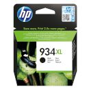 HP Μελάνι HP 934XL Black 2224836