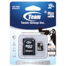 TeamGroup TeamGroup microSDHC Κάρτα Μνήμης 32 GB Class 10 με SD adapter 2228963_1