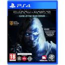 Warner Warner Middle Earth: Shadow of Mordor GOTY Playstation 4 2460394
