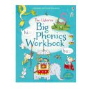 Usborne Very First Reading:Big Phonics Workbook 2563835