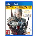 CD Projekt RED CD Projekt RED The Witcher 3 : Wild Hunt GOTY Edition Playstation 4 2571986